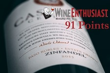 91 Point Zinfandel Case Special