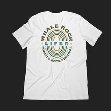 Whale Rock Lifer Shirt Kids